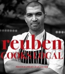 In this, his second cookbook, renowned South African chef Reuben Riffel shares his favourite local ingredients, highlighting seasonal items and South African producers. Retailing at R390.