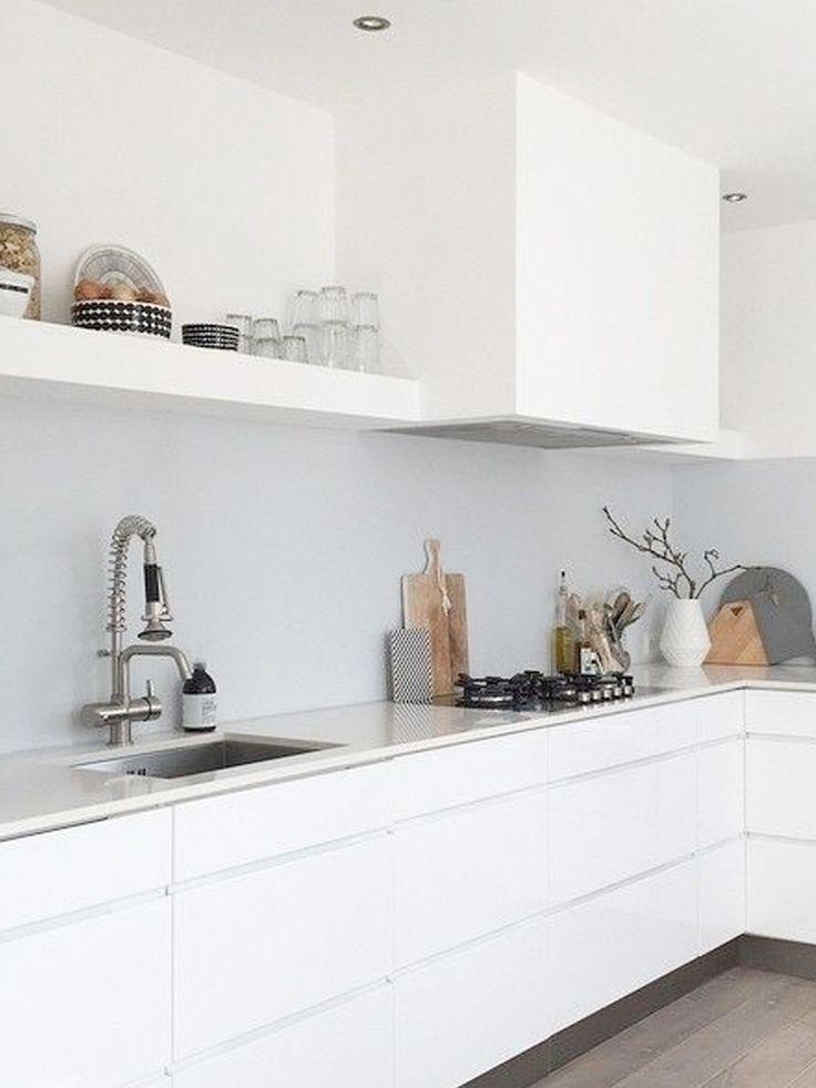 Keuken Zonder Bovenkast : over Keuken Trends op Pinterest – Keukens, Tijdloze Keuken en Kasten
