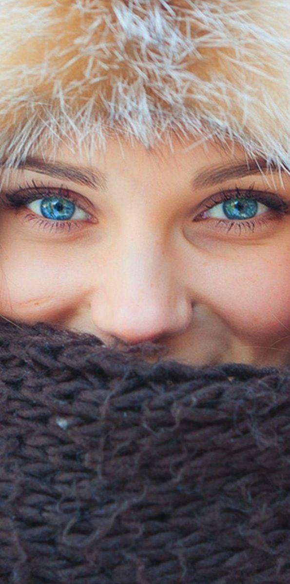 Wonderful Eye Makeup Tutorials You Need To Copy: Wonderful WinterWear~