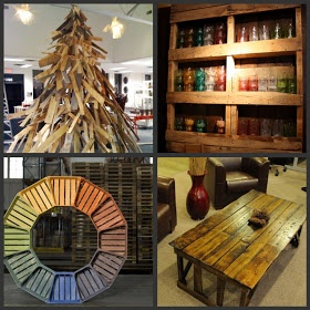 The Painted Studio: See What Others Are doing with Wooden Pallets