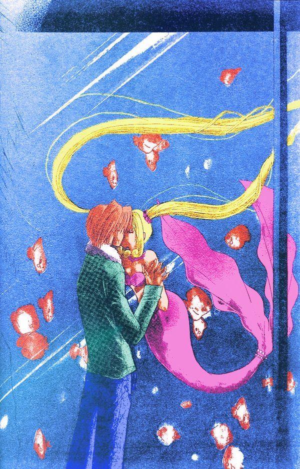Hanon From Mermaid Melody Pichi Pichi Pitch!