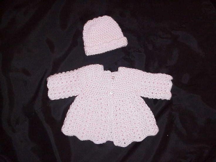 Aunt Jen's Sweater free crochet pattern: Aunt Jen, Baby Sweaters, Sweaters Patterns, Crochet Baby, Crochet Free Patterns, Crochet Sweaters, Baby Crochet, Crochet Patterns, Baby Stuff