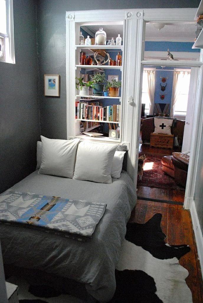 Very Small Bedroom Ideas Unique Smart Boys Bedroom Ideas For Small Rooms 3 In 2020 Very Small Bedroom Bedroom Decor For Small Rooms Small Bedroom