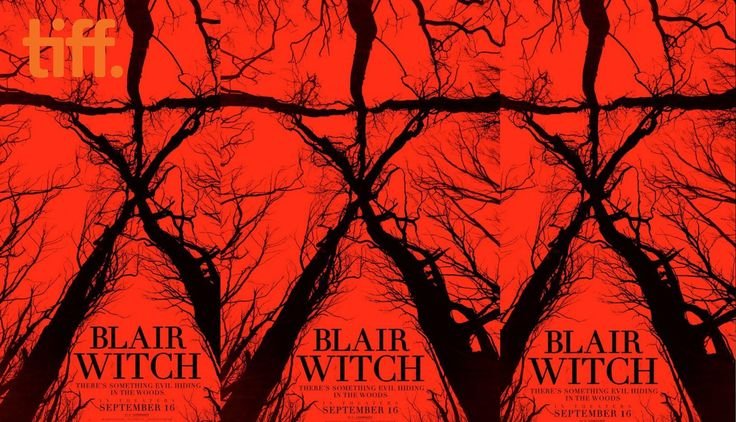 Toronto International Film Festival - TIFF 2016 - Part 2 (Blaire Witch)