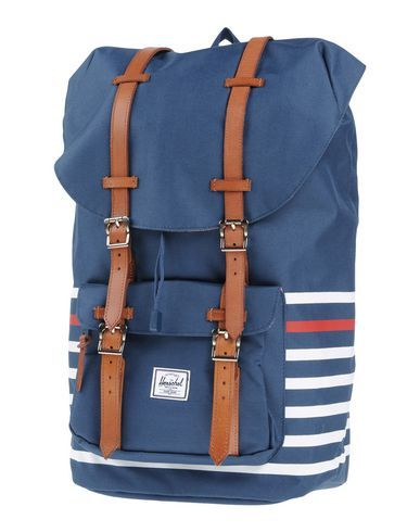 HERSCHEL SUPPLY CO. Backpack & fanny pack. #herschelsupplyco. #bags #leather #polyester #backpacks #