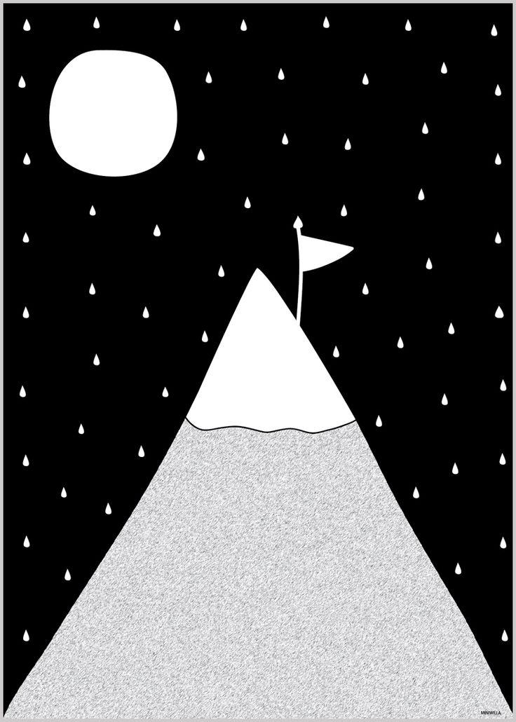 Miniwilla | Kid's Room Ideas | Artwork | Little Gatherer