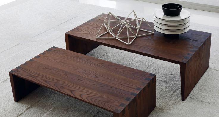 Konferenční stolky a designový nábytek do obývacího pokoje http://JESPEN.cz