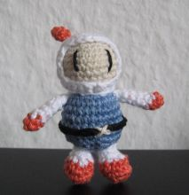 Amigurumi Bomberman