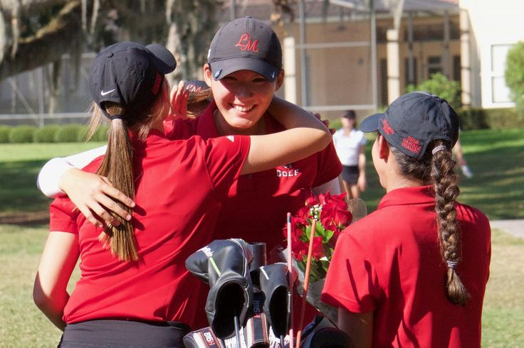 Jenny Kim wins FHSAA state #golf championship to lead Lake Mary to team title. From OrlandoSentinel.com