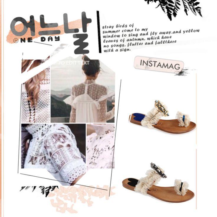 Handmade unique shoes by #sorelleshoes