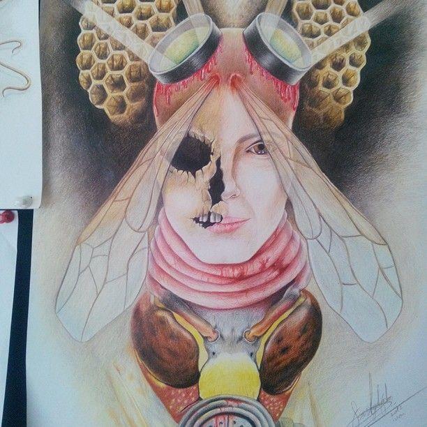 Colour drawing by semra aydogdu