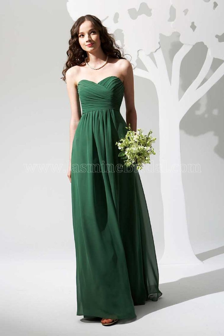 27 best jasmineb2belsoie bridesmaids images on pinterest by jasmine bridesmaid dress in chiffon ombrellifo Image collections