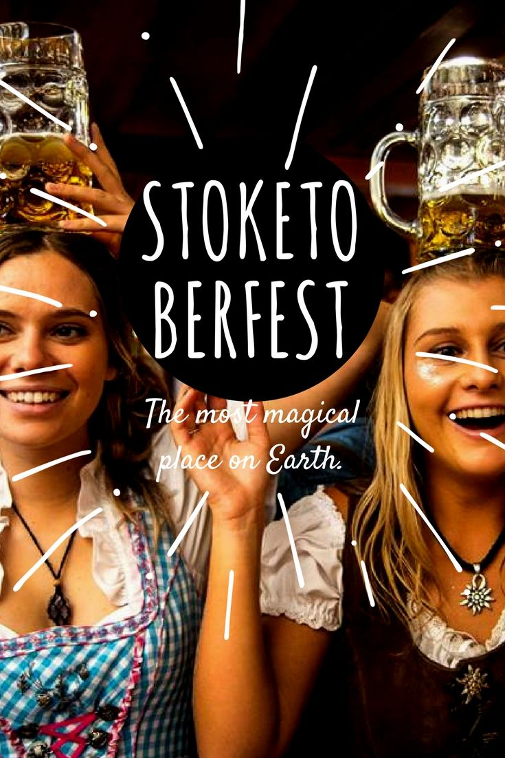 Stoketoberfest in Munich is the most magical place on Earth. Perfect for backpackers looking to go wild on a budget during Oktoberfest and Springfest!! We <3 Stoke!!