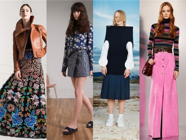 Best Skirt Styles For Autumn-Winter 2015-2016 (1)