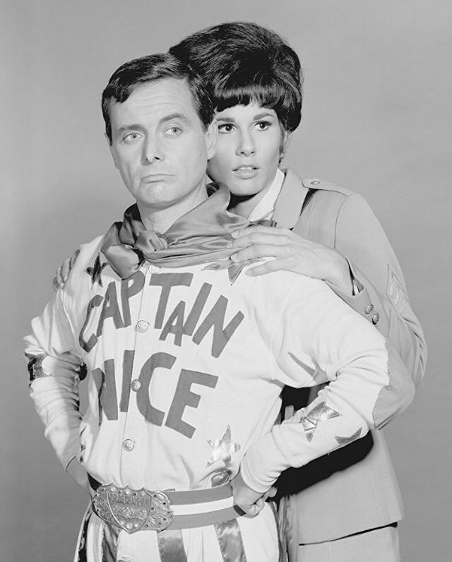 Mr. Feeny aka William Daniels in 'Captain Nice' (1967) http://ift.tt/2wATlVo