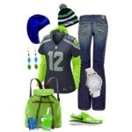 Seahawk game day