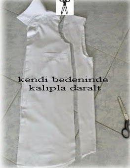 foto de www.Asos.com Esta es la blusa que ha servido de inspiración al blog turcolilibebek.compara hacer su propia versión DIY (hágalo usted mismo), reciclando una camisa de hombre. En mi opinión, el resultado es mejor que el original. No terminan de gustarme mucho los faldones de la blusa de Asos. Esta es la foto con ... Seguir leyendo...