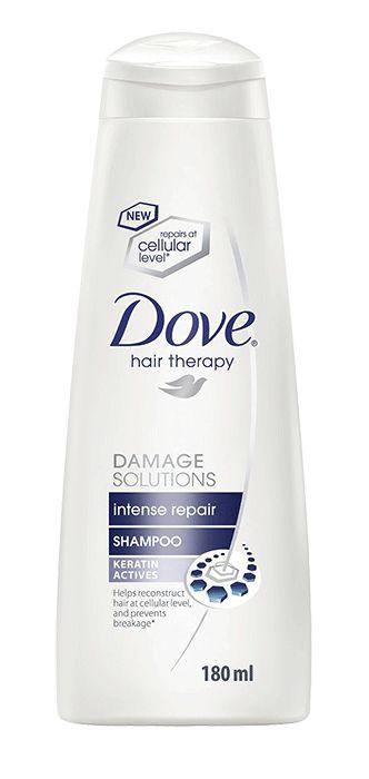Dove Shampoo Intense Repair 180ml Buy Online at lowest price in India: BigChemist.com
