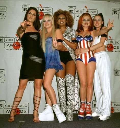 You are NOT a true 90's baby if you weren't into the Spice Girls!!! Even secretly...