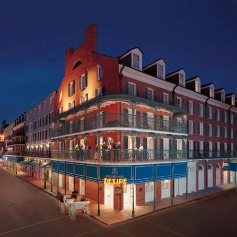 awesome hotel on bourbon street!