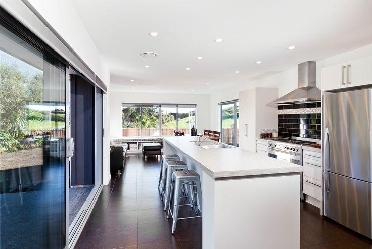 2014 Gold Award Winning Coastal Home | Kitchen