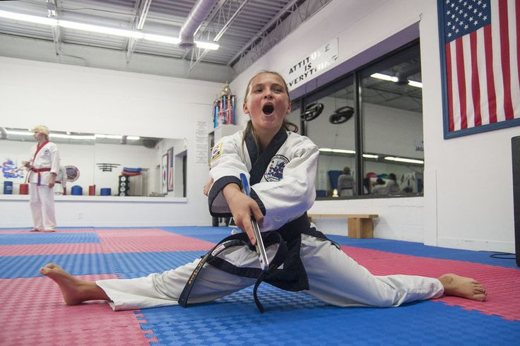 Seven from Jackson karate school competing at world championships in Malaysia | MLive.com