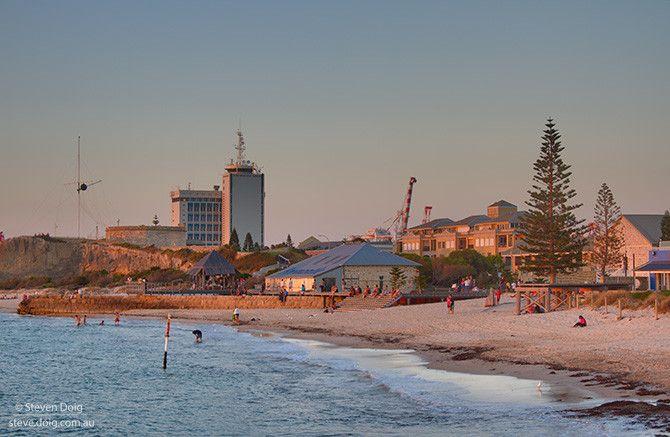 Bathers Beach Fremantle