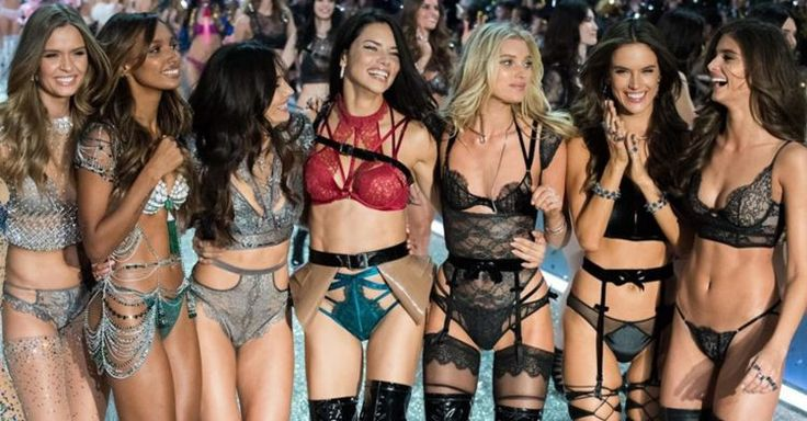"""Although the hour-long supermodel spectacular will not air until Dec. 5 on CBS, images from the 2016 Victoria's Secret Fashion Show are now anything but secret.Photos have already surfaced of lingerie veterans like Alessandra Ambrosio and Adriana Lima spreading their wings alongside first timers like '80s aerobics fan Bella Hadid, who had the unfortunate task of sashaying past her ex-boyfriend, The Weeknd, as he performed his hit """"Starboy"""" onstage. You guys, I think @theweek..."""
