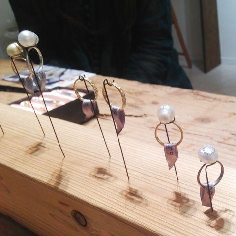 Arte jewelry display.  Make individual displays from koa scrap!  Big sell!