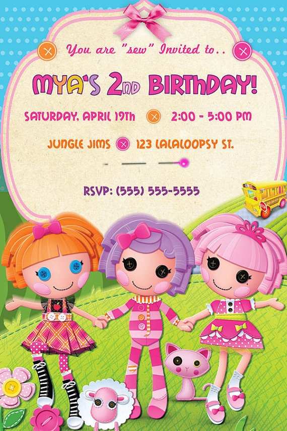 530 best Lalaloopsy images on Pinterest | Fondant cakes, Birthday ...