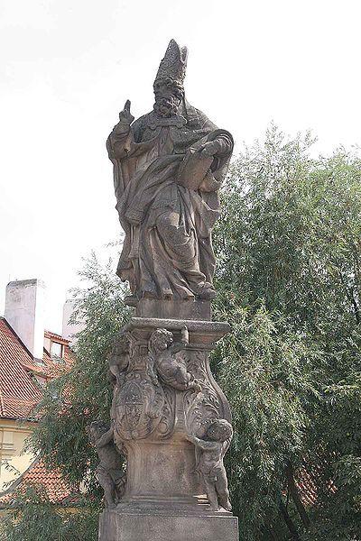 Sv, Vojtěch pro Km/ F.M./1709