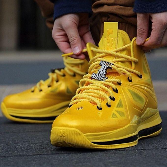 How to Spot Fake Nike Lebron X Sneakers