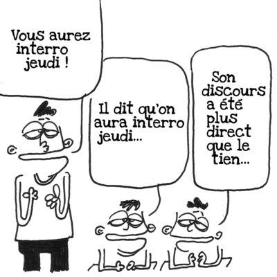 Le discours direct et indirect