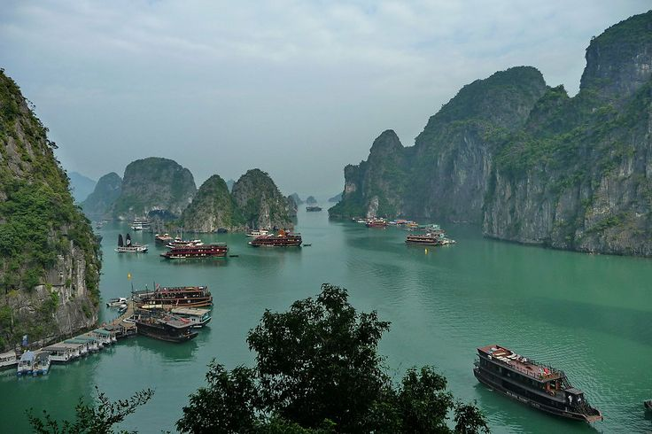 Halong Bucht (Vietnam)