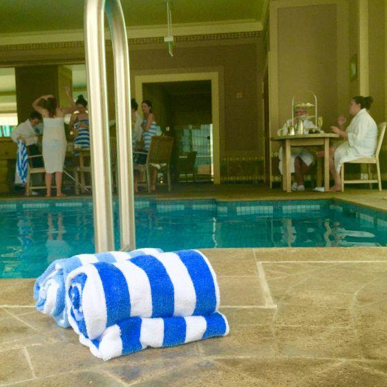 Brisbane Marriott Hotel Dome Retreat and Spa