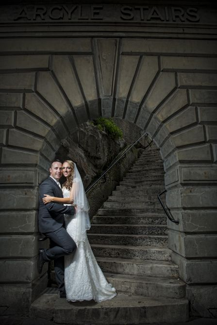 Definitely make use of archways in your wedding pics #markjayphotography #sydneyweddingphotographer #weddingphotography #bride #groom #pose