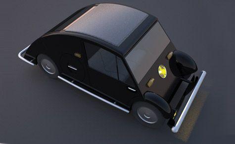 Voiture Minimum: Le Corbusier and the Automobile | Lifestyle | Wallpaper* Magazine