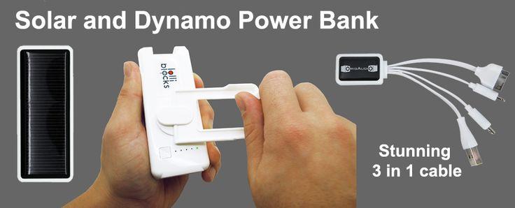 Dynamo power bank