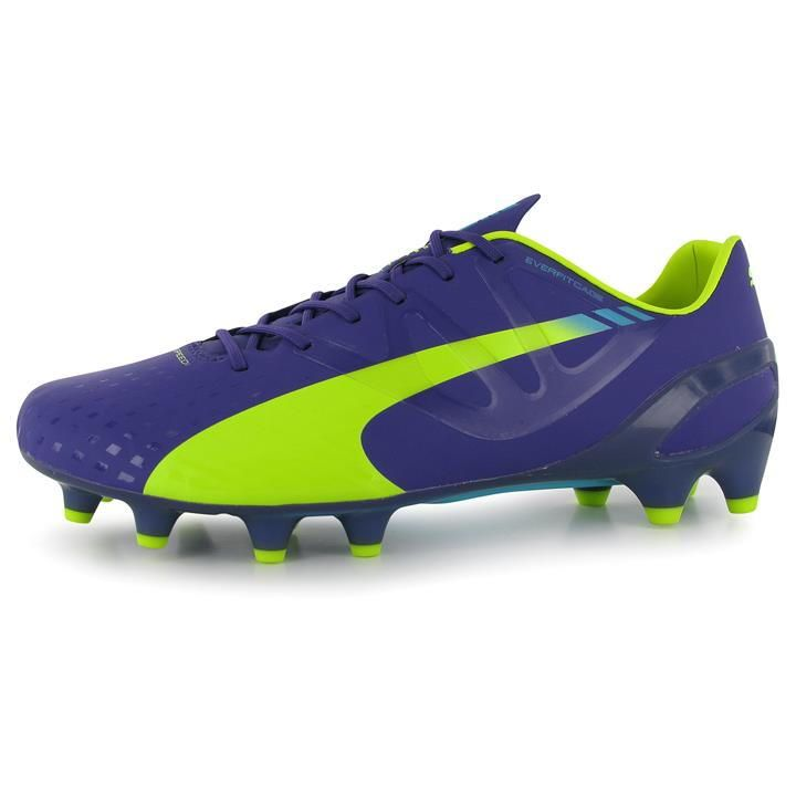 Puma | Puma evoSpeed 1 FG Mens Football Boots | Mens Puma evoSpeed Football Boots