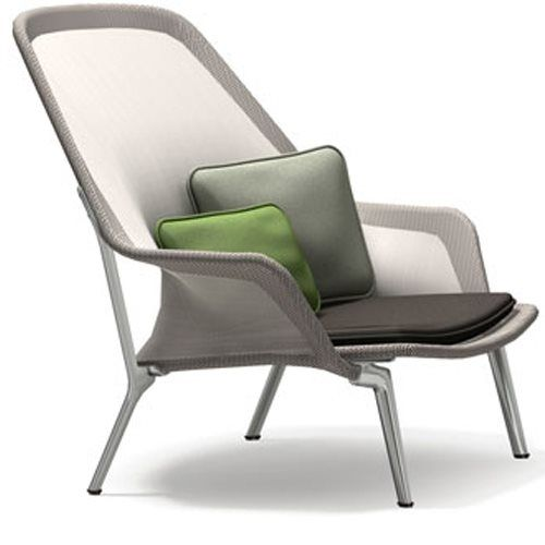 Vitra Slow Chair Fauteuil kopen? Bestel bij fonQ.nl