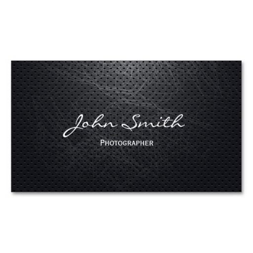 319 best carpenter business cards images on pinterest business professional dark metal photographer business card wajeb Image collections