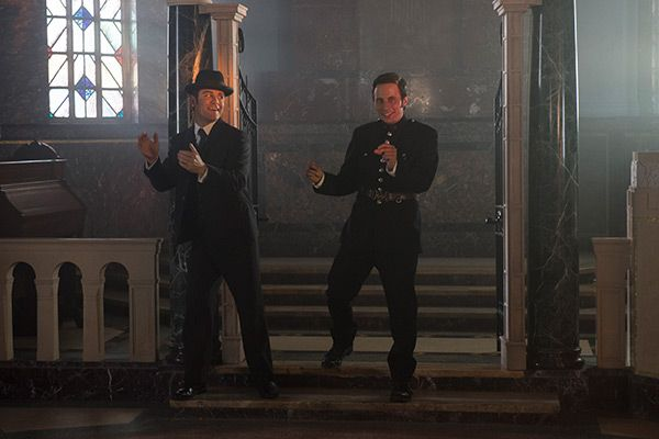 Making Murdoch: Murdoch and the Temple of Death - Murdoch Mysteries. #BehindTheScenes!
