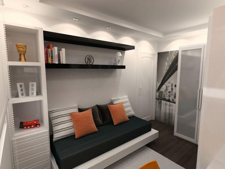 quarto de hospedes e escritorio - Pesquisa Google
