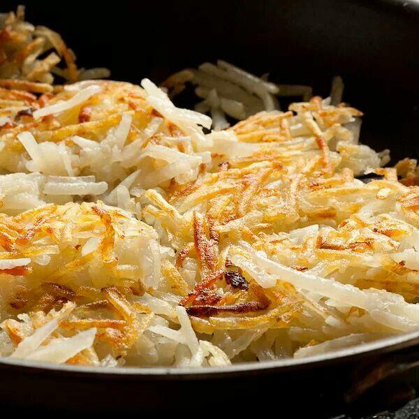 Hash Brown Potatoes Recipe — Dishmaps