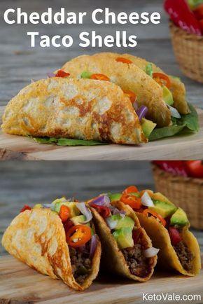 Oh mein Gott, diese Käseschalen-Tacos sind so lecker. Das Beste ist, sie sind …