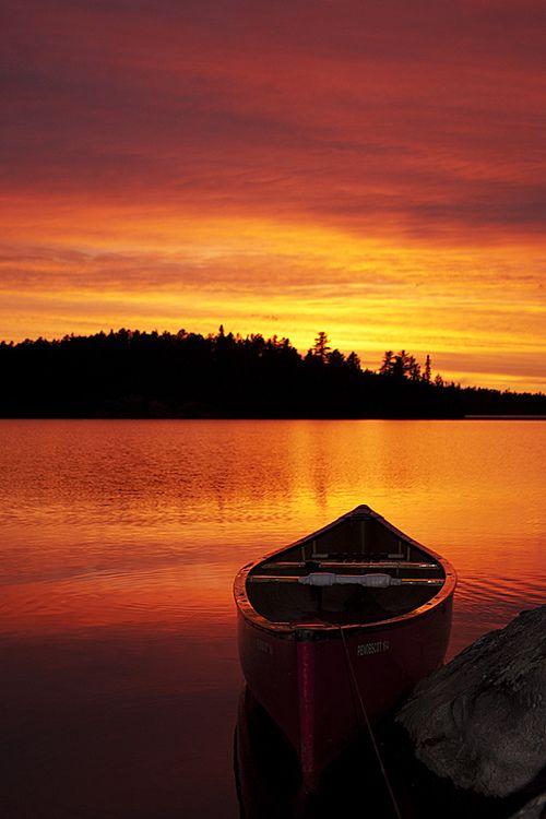 Sunset - Ontario, Canada