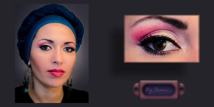 Irene make-up Airbrush - make-up