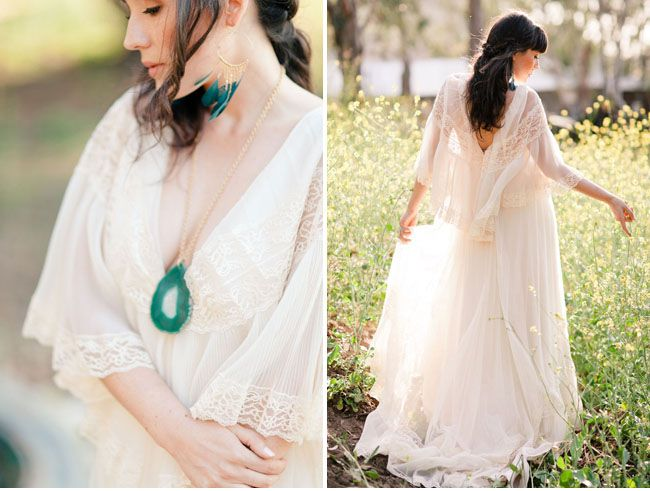 25+ Cute Hippie Wedding Dresses Ideas On Pinterest