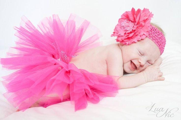 Newborn #tutus #babylove Luanic Photography