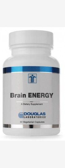 Brain Energy by Douglas Laboratories - supplies essential nutrients carefully formulated to provide nutritional support for increased brain energy.